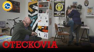 OTECKOVIA - Luky musí dostať dedka preč zo svojej izby