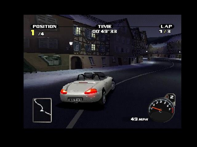 PSX Longplay [597] Need for Speed Porsche Unleashed (Part 2 of 2)