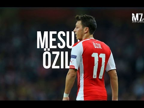 Mesut Ozil 2015-16 ● Amazing Skill, Goal, And Assist Show