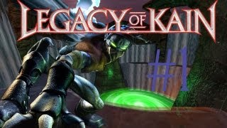 Legacy of Kain: Defiance #1 GAMEPLAY (pc)