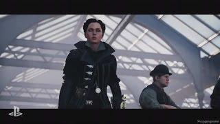 Assassins Creed Syndicate - Evie Trailer  E3 2015 [ HD ]