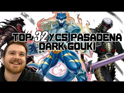 Danger! Dark Gouki Top 32 YCS Pasadena 2018 Darren Stephenson World's Race WEEK 12