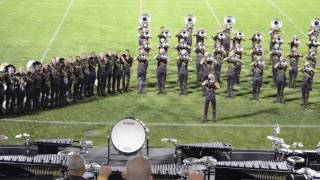 2017 Madison Scouts - Never Walk Alone dedicated to the Phantom Regiment