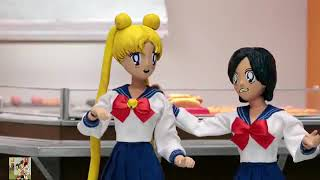 Robot Chicken Sailor Erde auf deutsch