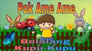 Lagu Anak Pok Ame Ame (Lagu Anak Indonesia Populer)