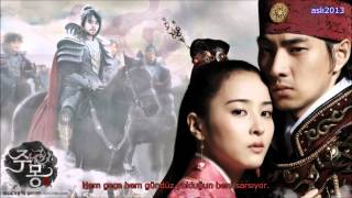 JO SU MI-Memories of Love -Jumong OST (Türkçe altyazılı)