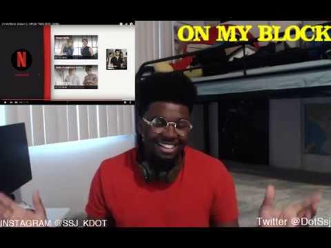 On My Block: Season 2 | Official Trailer Reaction!!!!