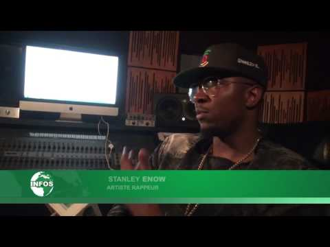 STANLEY ENOW Feat Mr Eazi - Adore You ( Canal 2 News )