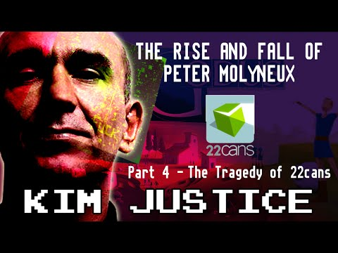 The Rise and Fall of Peter Molyneux: Part 4 - Godus, and the Tragedy of 22cans - Kim Justice