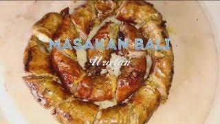 Masakan tradisional bali yang paling saya suka :d