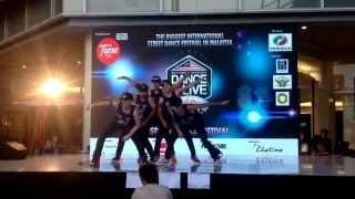 Walawei | Dance@Live Malaysia Final