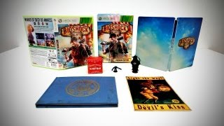 Bioshock Infinite Premium Edition Unboxing & Overview