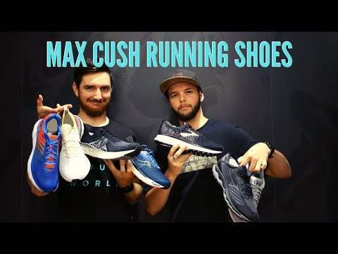 Max Cush Running Shoes | Who does it Best?