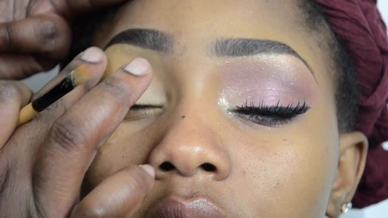 Bridal/ Wedding makeup Tutorial feat. @strawberryface ...
