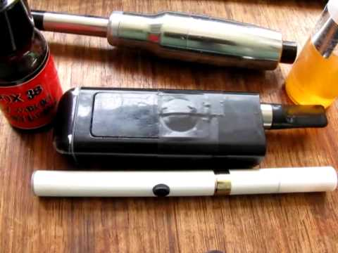 UK Ban on Electronic Cigarette Fluid