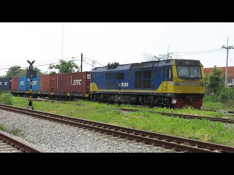 CSR Freight Loco, Chachoengsao Junction, State Railway of Thailand