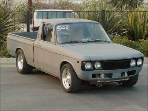 My 1st Chevy Luv Parts Truck