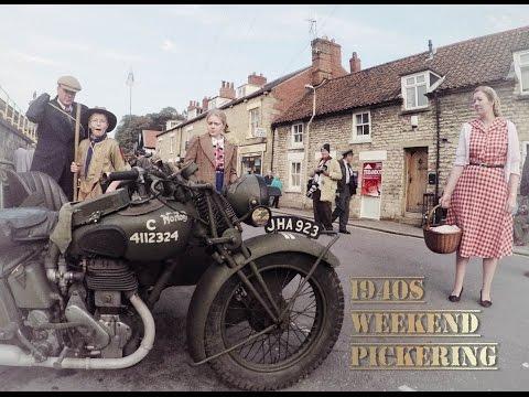 Pickering 1940s Weekend 2016