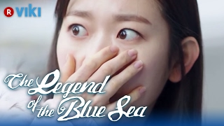 Eng Sub The Legend Of The Blue Sea EP 20 Kim Seul Gi Cameo