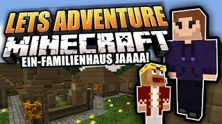 Wir kaufen uns ein Haus! [2/2] | Lets Adventure YOUR Minecraft