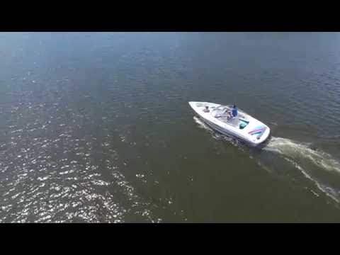 Phantom 4 Jordan Lake Party Cove May 2016