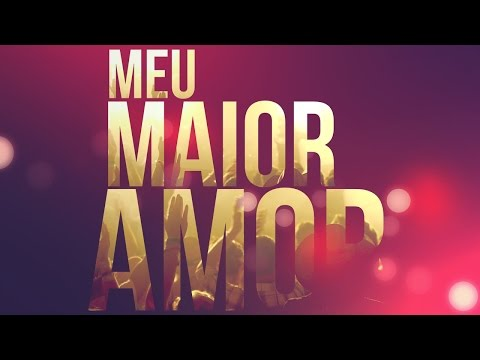 Nívea Soares | Meu Maior Amor | DVD Glória e Honra