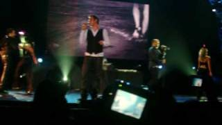 Backstreet Boys Live in Manila 2010 - Quit Playing Games / As Long As You Love Me