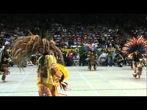 Aztec Dancers CLASSIC BEST 2011 Gathering of Nations