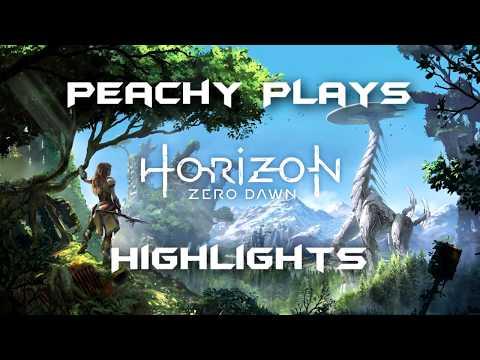 Peachy Plays Horizon Zero Dawn thumbnail