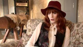 Florence & The Machine - NME Cover Shoot Interview
