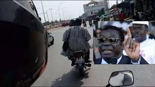 Abass Kaboua fait des révélations sur  Eyadéma et le zémidjan qu'il a pris pour le dialogue