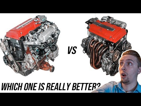 B16A vs B16B: What's the Difference? from YouTube · Duration:  5 minutes 36 seconds