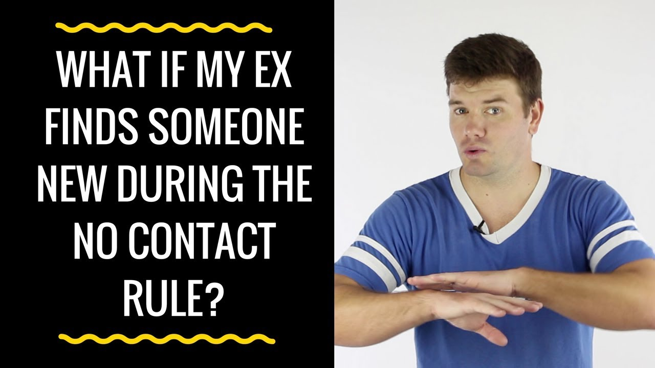 How to deal with ex boyfriend dating someone else