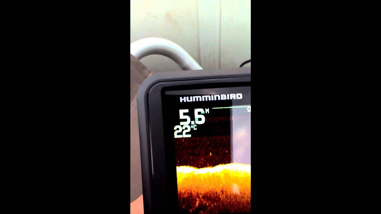эхолот humminbird 899cxi hd si