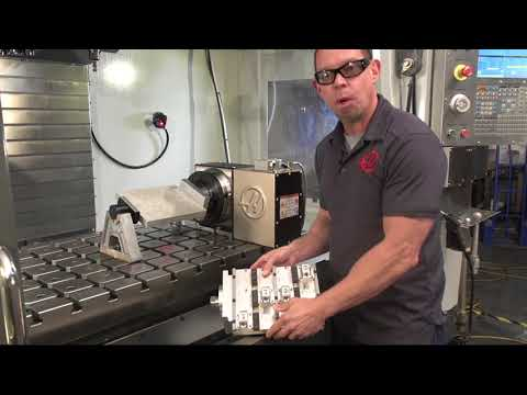 Get More Productive with Haas' Rotary Accessories - Ask the Haas Answer Man