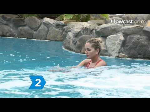 How to Exercise with a Pool-ates Water Workout