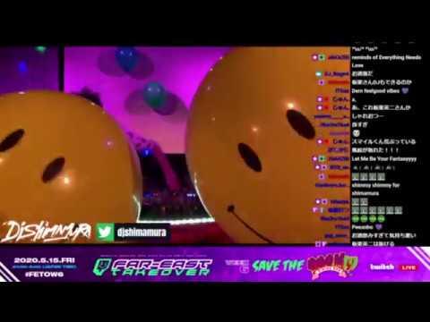 DJ Shimamura Live Mix At #FETOW6 2020.05.15.FRI