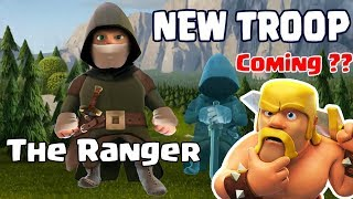 New Troops of COC - UPDATE CONCEPT