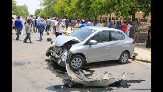 Traffic and Accident.. A Must Watch......
