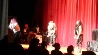 OMG Girlz performing!