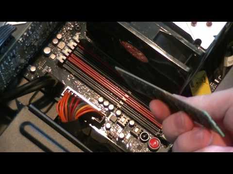 How to Install RAM into a Desktop PC