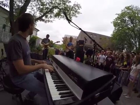 "Vulfpeck ""Fugue State"" 8/27/15 Sonic Lunch Ann Arbor"