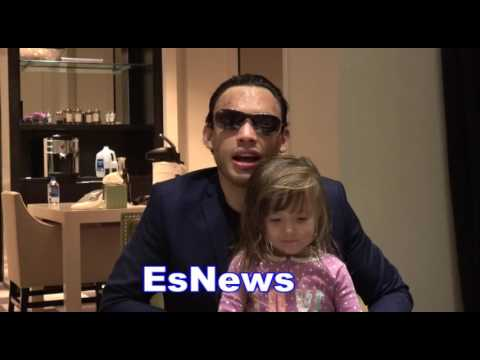 Julio Cesar Chavez Jr - Congrats Canelo Says GGG Hits HARDER - EsNews Boxing