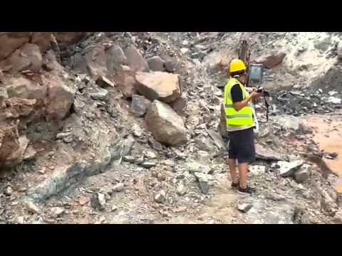 Chrome Ore Mine Exploitation - EMJE India - Owner Mr. Milan Amat