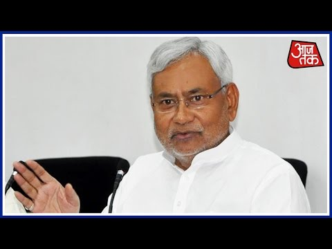 Nitish Kumar Speaks Out On Alcohol Ban In Bihar