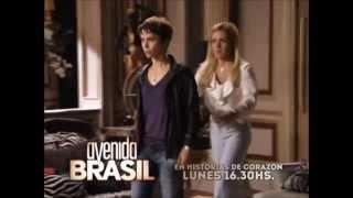 Promo Avenida Brasil - Capítulo 21 (13-01-2014)-Telefe HD (Argentina)