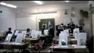 2012_Открытый урок в 1''Д'' классе
