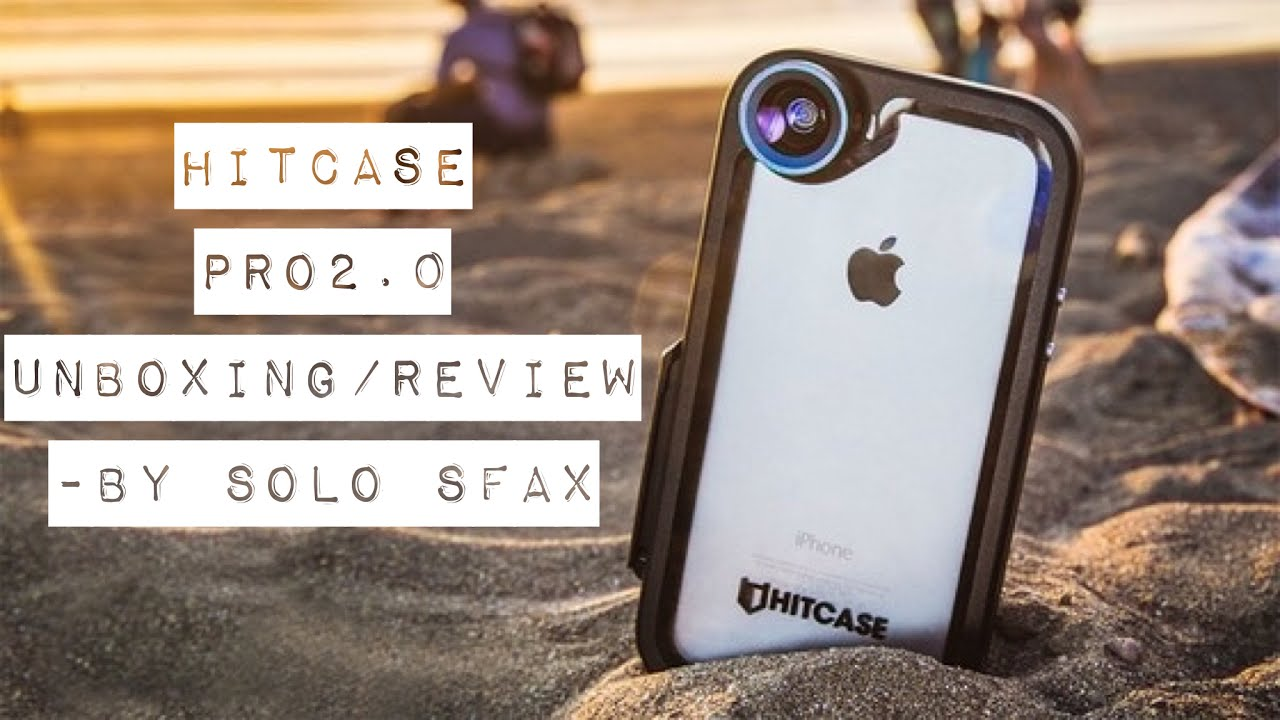 new concept 7084d 4041a New hitcase pro 2.0 for iphone 7/8 unboxing/review 2017 :turn your📱 iphone  8/7/6s/6 into a go pro📸