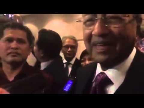 Bekas Pemimpin Tuduh Negara Paling Korup Tanpa Fakta