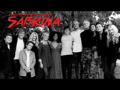 Chilling Adventures Of Sabrina PARTY | Rydel Lynch